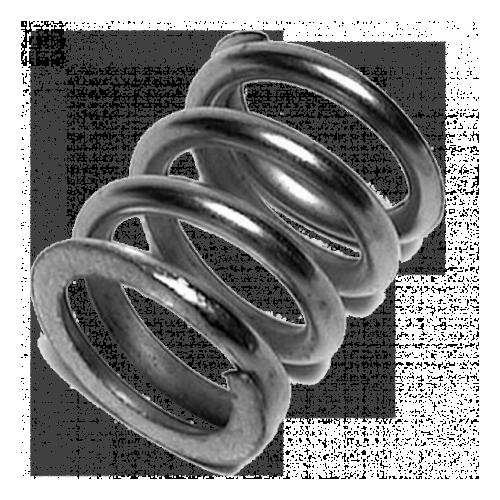 RO-Muelle Espiral Motor Cortadora Boston FIA 698266 ATOAFF0125 ø 22mm L 24mm