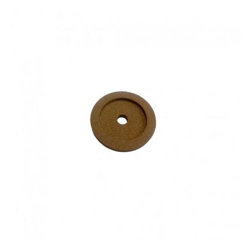 RO-Piedra de Afilar 49x9x8mm Eje 6mm Grano fino Braher 10548