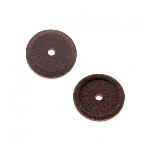 RO-Piedra de Afilar 48x8x6mm Eje 6mm Grano fino Braher Iffaco