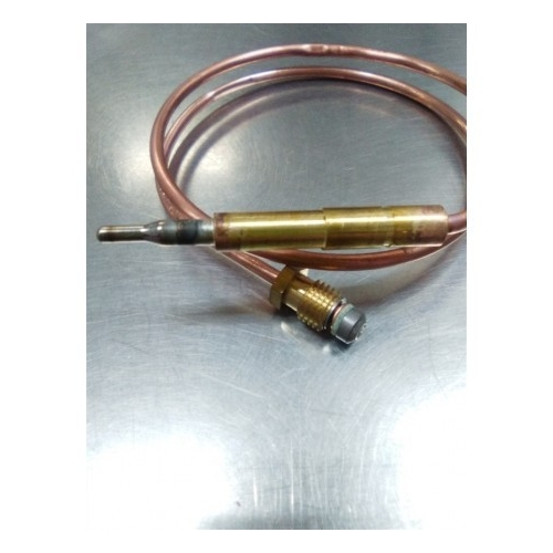 RO-Termopar cabeza lisa M9x1L-900mm