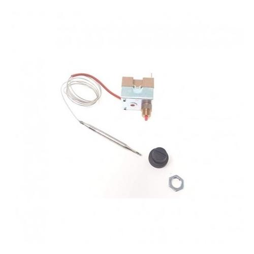 Termostato Seguridad Freidora 240° capilar 1000mm 16A c/rearme