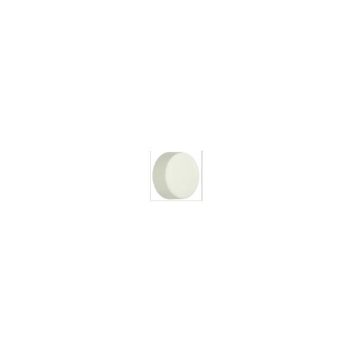 RO-Botón Pulsador Ø21mm Blanco