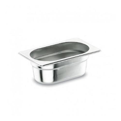 PRU-Cubeta gastronorm 1/4 (162x265 mm)