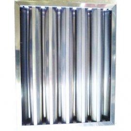 RO-Filtro Campana Lamas De Acero Inox. 49x49