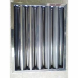 RO-Filtro Campana Lamas 390x490x50mm AISI304