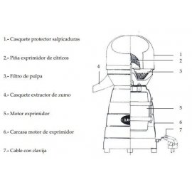 RO-MOTOR COMPLETO EXP.MOD.4