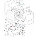RO-Termostato Bimetálico 110ºC Seguridad Calder