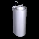 RO-Fuente de agua de columna 350x300x850 mm.