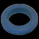 RO-Pasacable de goma azul ø36x2,5 mm.