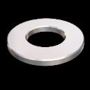RO-Arandela plana M8 mm. DIN 125 A2 (x100)
