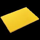 RO-Fibra estándar amarilla 300x200x15 mm. Con tacos.
