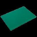 RO-Fibra estándar verde 300x200x15 mm. Con tacos.